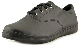 Grasshoppers Janey Ii N/s Round Toe Leather Sneakers.