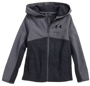 Under Armour Boy's Under Armor Phenom Coldgear Zip Hoodie