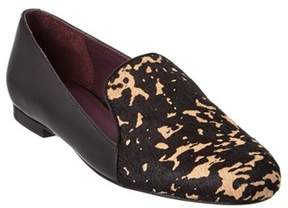 Nicole Miller Artelier Kadie Haircalf & Leather Loafer.
