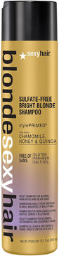 JCPenney Sexy Hair Concepts Blonde Sexy Hair Sulfate-Free Bright Blonde Violet Shampoo - 10.1 oz.