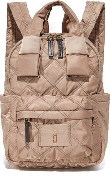 Marc Jacobs Nylon Knot Backpack - FRENCH GREY - STYLE