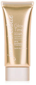 Jane Iredale Glow Time Full Coverage Mineral BB Cream SPF 25 - BB7 - medium yellow with a golden glow