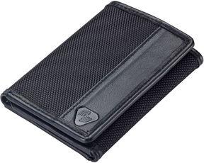 LEWIS N CLARK Lewis N. Clark RFID Ballistic Tri-Fold Wallet