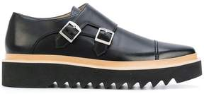 Stella McCartney platform monk shoes