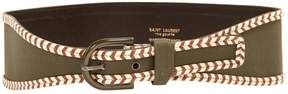 Saint Laurent Cloth belt