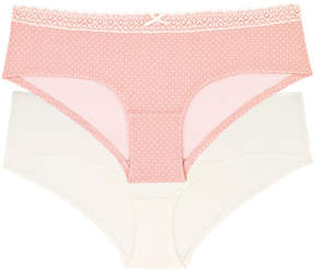 Dorina Abbie 2-pc Polyamide Hipster Panty