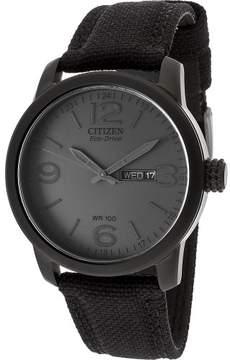 Citizen Men's BM8475-00F Canvas Watch, 42mm