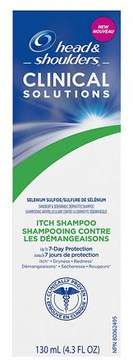 Head & Shoulders Dry Scalp Care Clinical Solutions Itch Relief Dandruff Shampoo