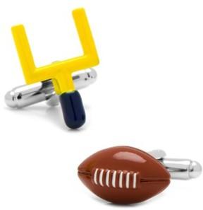 Cufflinks Inc. Men's Cufflinks, Inc. 'Football Goal Post' Cuff Links
