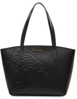 Braccialini Ninfea Leather Tote