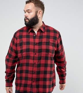 Buffalo David Bitton D-Struct PLUS Plaid Shirt