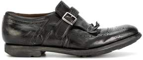 Church's buckle strap brogues