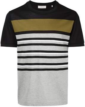 Cerruti bold stripe T-shirt
