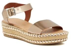 Andre Assous Vergie Platform Espadrille Sandal