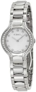 Ebel New Beluga Mini Silver Dial Ladies Watch