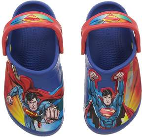 Crocs FunLab Superman Clog Kids Shoes