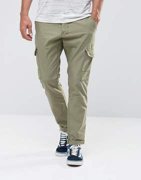 Esprit Cargo Pants In Tapered Fit