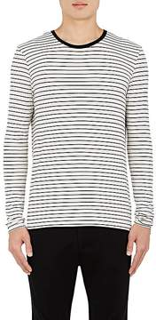 ATM Anthony Thomas Melillo MEN'S STRIPED LONG-SLEEVE T-SHIRT
