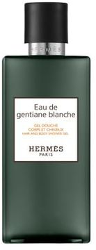 HERMES Eau de gentiane blanche Hair & Body Shower Gel/6.5 oz.