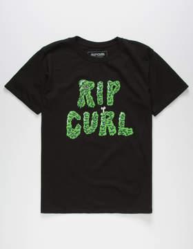 Rip Curl Ghoul Premium Boys T-Shirt