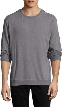 Lot 78 Lot78 Men's Luxe Ribbed Crewneck Sweater