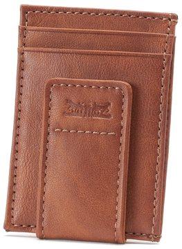 Levi's Men's Slim Magnetic Front-Pocket Wallet