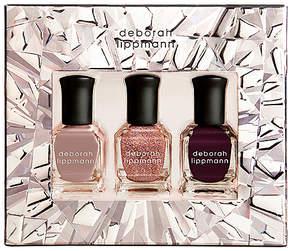 Deborah Lippmann Holiday Gift Set.
