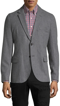 Gant Men's N.C.S. Comfort Flannel Blazer