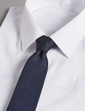 Marks and Spencer Pure Silk Textured Tie