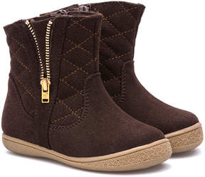 Rachel Girls' Malaga Suede Boot