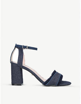 Carvela Gigi denim sandals