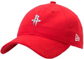 New Era Houston Rockets NBA 2017 Draft Official On Court Collection 9TWENTY Adjustable Hat