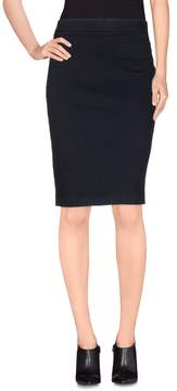 Aquascutum London Knee length skirts