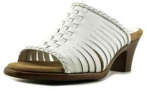 Aerosoles Turks And Caicos Women Open Toe Leather Sandals.