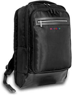 J World Black Twill Backpack