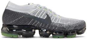 Nike Grey Air VaporMax Running Sneakers