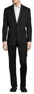 Lauren Ralph Lauren Pinstripe Wool Suit