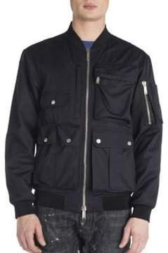 Viktor & Rolf Multi Pocket Bomber Jacket