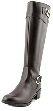 Karen Scott Darlaa Wide Calf Women Round Toe Synthetic Knee High Boot.