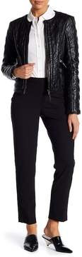 Ellen Tracy Tapered Leg Trousers