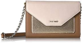 Nine West Aleksei Metallic Crossbody