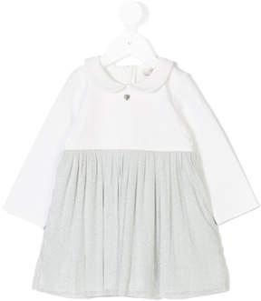 Armani Junior Peter Pan collar dress