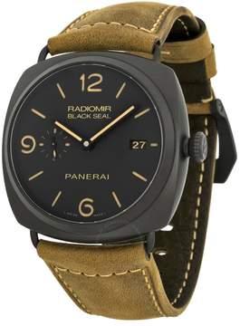 Panerai Radiomir Composite Black Seal 3 Days Automatic Men's Watch