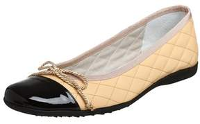 French Sole Womens Passport Closed Toe Espadrille Flats.