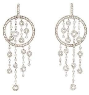 Di Modolo 18K Diamond Tempia Chandelier Earrings