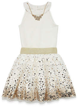 Knitworks Knit Works 2-pc. Skirt Set Big Kid Girls