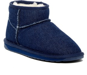 Emu Stinger Denim Genuine Sheepskin Lined Waterproof Boot