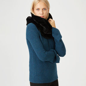 Club Monaco Evangah Faux Fur Snood