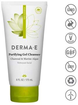 Derma E Purifying Gel Cleanser - 6 oz