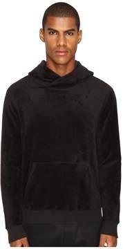 ATM Anthony Thomas Melillo Velour Hoodie Men's Sweatshirt